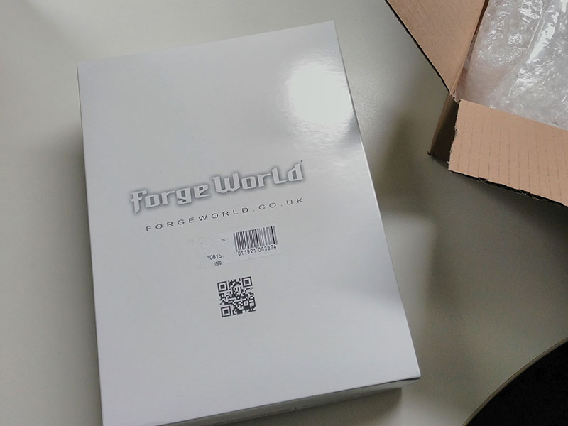 forgeworld delivery