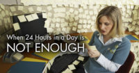 not enough time in the day