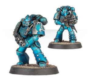Alpha Legion Head Hunters