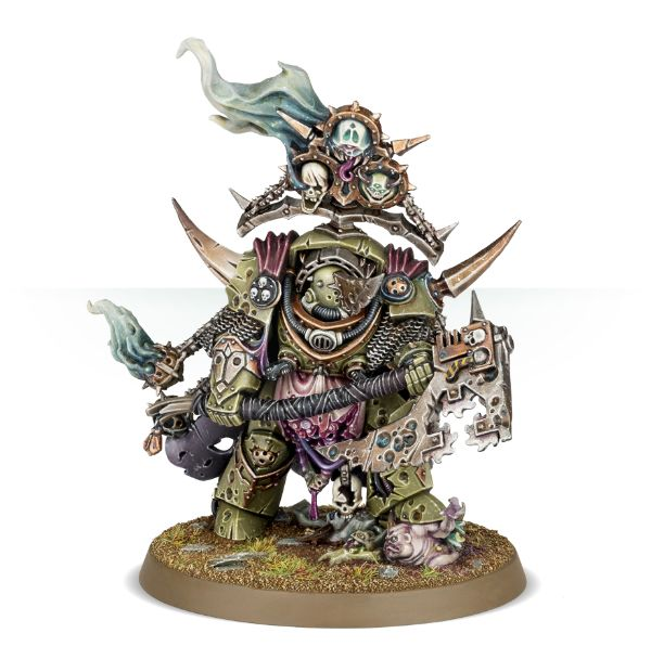 Death Guard Lord of Contagion