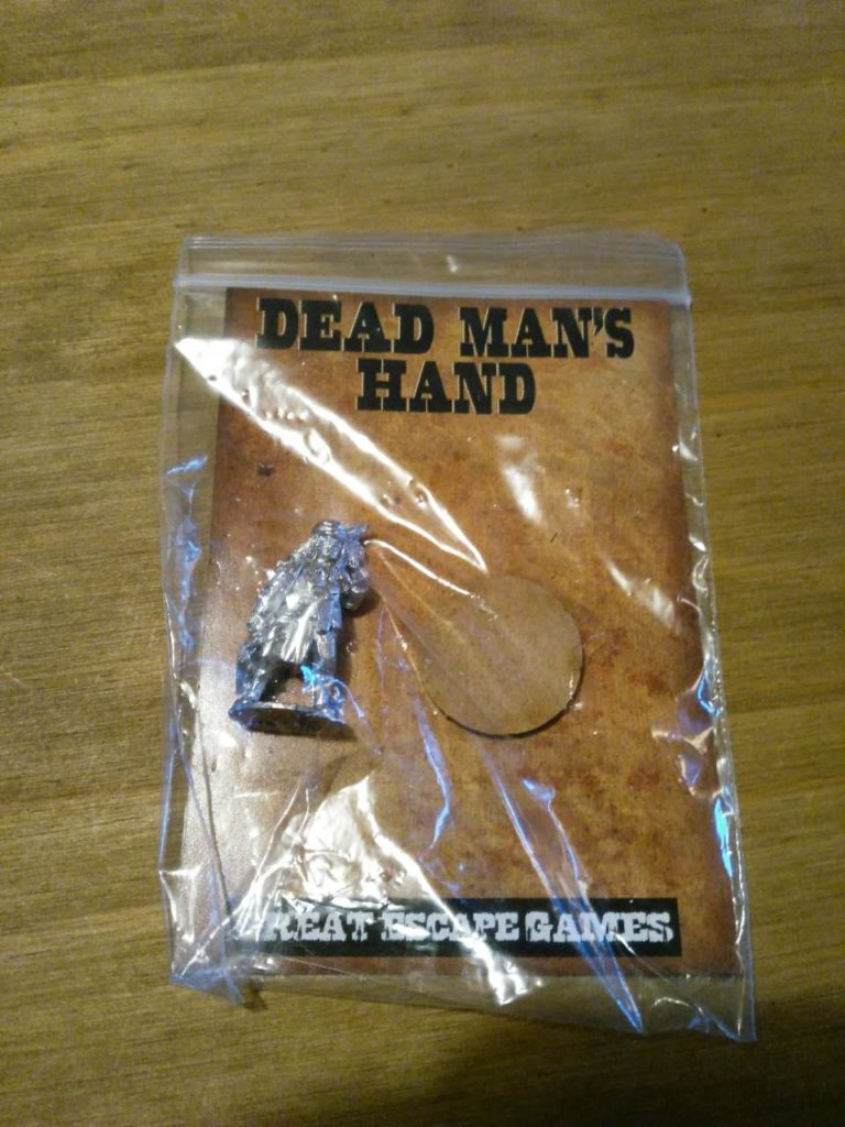 Dead Man's Hand Renegade Indian