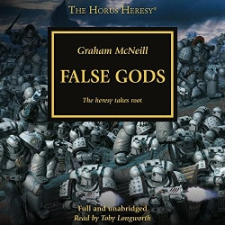 Horus Heresy False Gods Audiobook