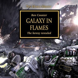 Horus Heresy Galaxy in Flames Audiobook