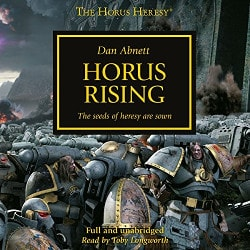 Horus Rising Audiobook