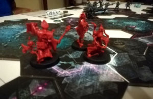 Brave characters enter the Blackstone Fortress