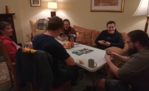 Playing Arctic Scavengers