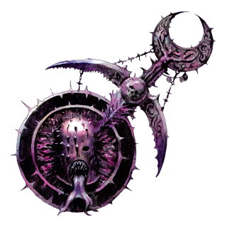 Slaanesh Icon